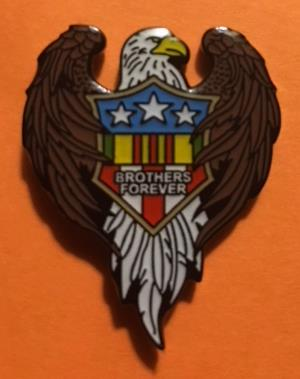 EAGLE BROTHERS FOREVER PINS
